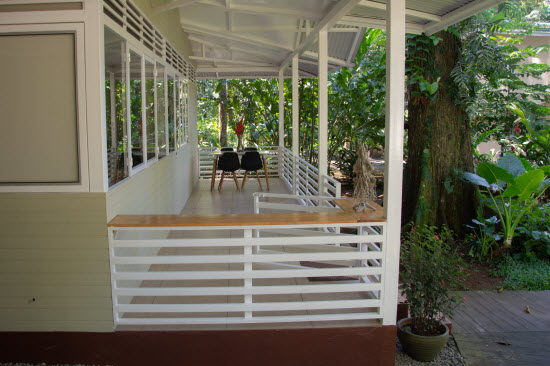 Family Accommodation in Puerto Viejo
